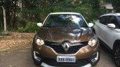 Renault Captur (Renault Kaptur) front