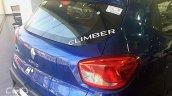 Renault Kwid Climber 'Climber' branding