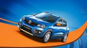 Renault Kwid Climber front quarter launched in India