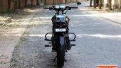 Royal Enfield Classic 500 RE535 tourer scrambler by TNT Motorcycles rear