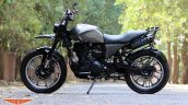 Royal Enfield Classic 500 RE535 tourer scrambler by TNT Motorcycles side left