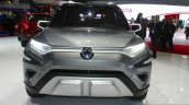SsangYong XAVL concept front 2017 Geneva Motor Show Live