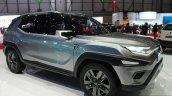 SsangYong XAVL concept front three quarter 2017 Geneva Motor Show Live