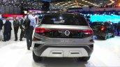 SsangYong XAVL concept rear 2017 Geneva Motor Show Live