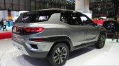 SsangYong XAVL concept rear three quarter 2017 Geneva Motor Show Live