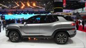 SsangYong XAVL concept side 2017 Geneva Motor Show Live