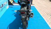 Suzuki Gixxer SF at Gixxer Day in Mumbai black rear