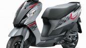 Suzuki Lets Grey BSIV India