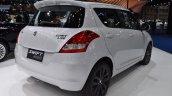Suzuki Swift RX-II rear three quarter showcased at the BIMS 2017