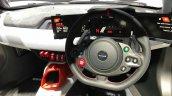 Tamo Racemo steering wheel 2017 Geneva Motor Show