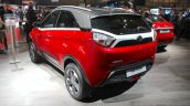 Tata Nexon Geneva Edition rear quarter at the 2017 Geneva Motor Show