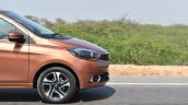 Tata Tigor petrol front end First Drive Review
