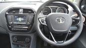 Tata Tigor petrol interior First Drive Review