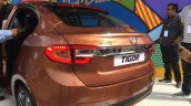 Tata Tigor rear fascia