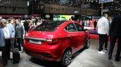 Tata Tigor rear quarter at the 2017 Geneva Motor Show
