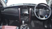 Toyota Fortuner TRD Sportivo interior at the BIMS 2017