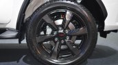 Toyota Fortuner TRD Sportivo wheel at the BIMS 2017