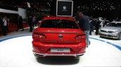 VW Arteon rear at the 2017 Geneva Motor Show Live