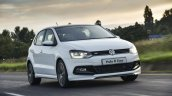 Volkswagen Polo R-Line front three quarter motion