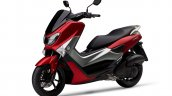 Yamaha NMax 155 side front three quarter left red