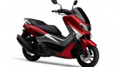 Yamaha NMax 155 side front three quarter right red