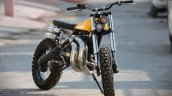 Yamaha RD350 Scrambler by Moto Exotica front