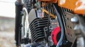 Yamaha RD350 Sun Chaser by JC Moto engine