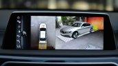 2017 BMW 7 Series M-Sport (730 Ld) camera Review