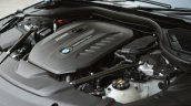 2017 BMW 7 Series M-Sport (730 Ld) engine bay Review