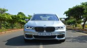 2017 BMW 7 Series M-Sport (730 Ld) front Review