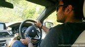 2017 BMW 7 Series M-Sport (730 Ld) handling Review
