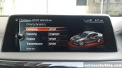 2017 BMW 7 Series M-Sport (730 Ld) handling setting Review