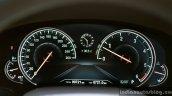 2017 BMW 7 Series M-Sport (730 Ld) instrument display Review