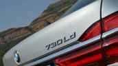 2017 BMW 7 Series M-Sport (730 Ld) nameplate Review