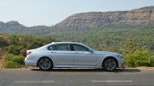 2017 BMW 7 Series M-Sport (730 Ld) side Review