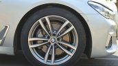 2017 BMW 7 Series M-Sport (730 Ld) wheel Review