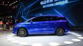 2017 BYD Song 7 profile at Auto Shanghai 2017