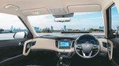 2017 Hyundai Creta dashboard