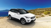 2017 Hyundai Creta front three quarters