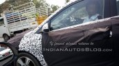 2017 Hyundai Verna (3rd gen) front wing spied up close