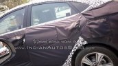 2017 Hyundai Verna (3rd gen) side spied up close