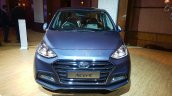 2017 Hyundai Xcent India launch front new