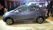 2017 Hyundai Xcent India launch side left