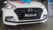 2017 Hyundai Xcent (facelift) front fascia unofficial image