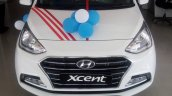2017 Hyundai Xcent (facelift) front unofficial image