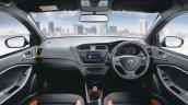2017 Hyundai i20 dual tone interior