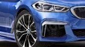 2018 BMW 1 Series headlamp