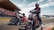 Benelli RFS150i still front three quarter Malaysia launch