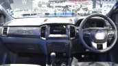 Ford Everest (Ford Endeavour) dashboard at 2017 Bangkok International Motor Show
