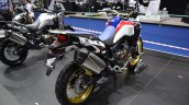 Honda Africa Twin at BIMS 2017 rear three quarter